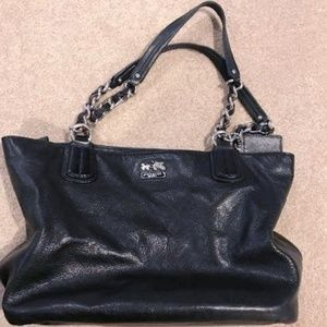 Coach pocketbook with dust bag